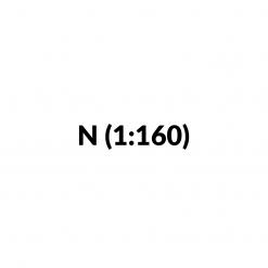 Pantografen N (1:160)